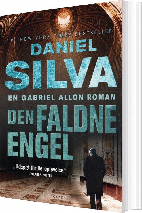 Image of   Den Faldne Engel - Daniel Silva - Bog