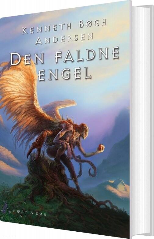 Image of   Den Faldne Engel - Kenneth Bøgh Andersen - Bog