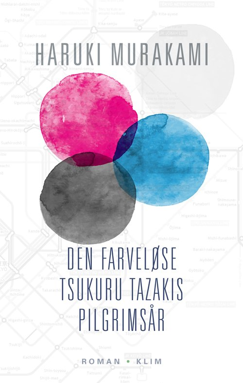 Image of   Den Farveløse Tsukuru Tazakis Pilgrimsår - Haruki Murakami - Cd Lydbog