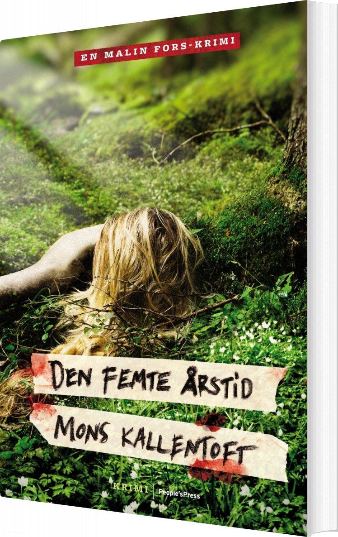 Den Femte årstid - Mons Kallentoft - Bog