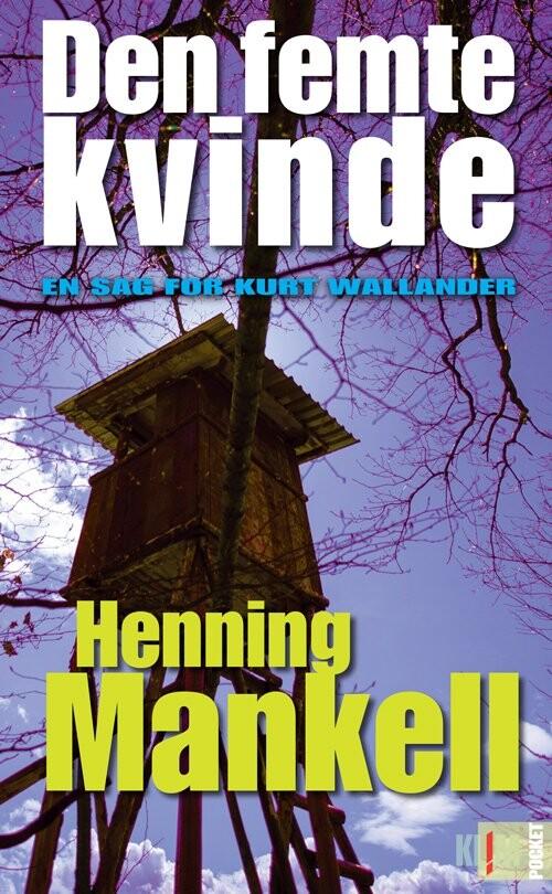 Image of   Den Femte Kvinde - Pocket - Henning Mankell - Bog