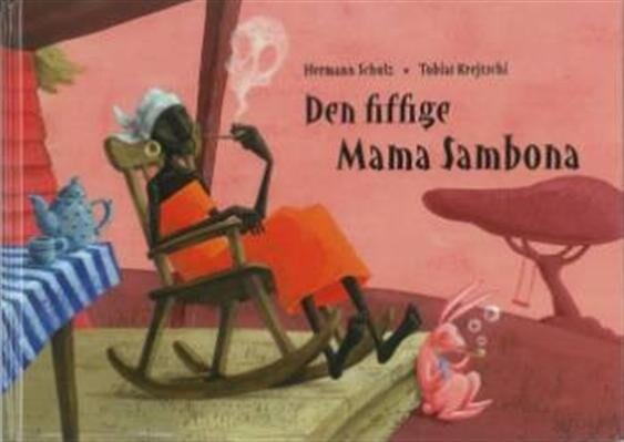 Den Fiffige Mama Sambona - Hermann Schulz - Bog