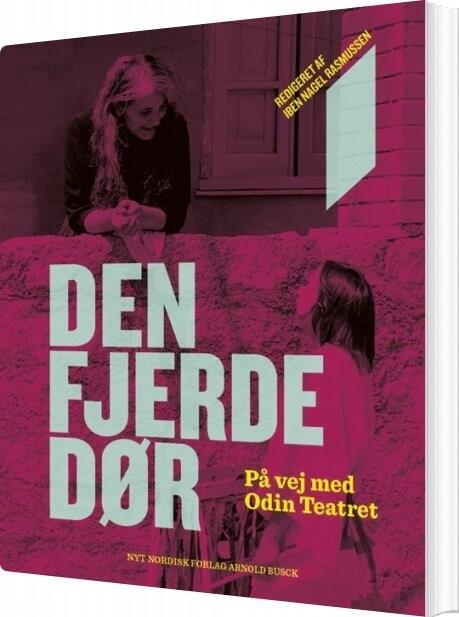 Billede af Den Fjerde Dør - Iben Nagel Rasmussen - Bog