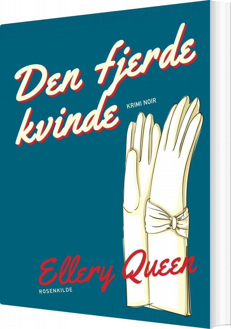 Billede af Den Fjerde Kvinde - Ellery Queen - Bog