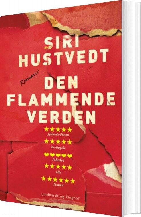 Image of   Den Flammende Verden - Siri Hustvedt - Bog