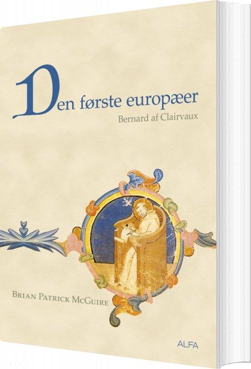 Image of   Den Første Europæer - Brian Patrick Mcguire - Bog