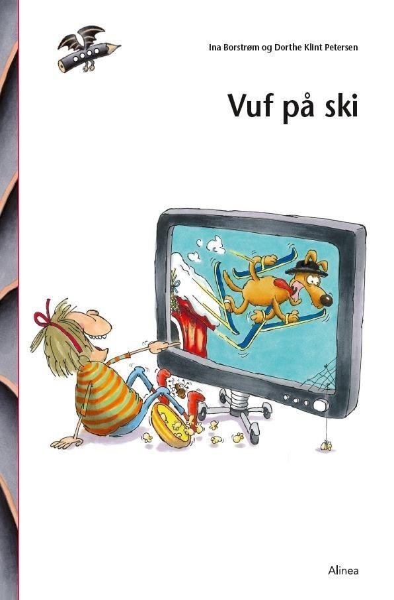 af44cca37b8 Den Første Læsning 0. Kl. Lydret Fri Læsning, Vuf På Ski Af Ina Borstrøm →  Køb Bogen Billigt Her