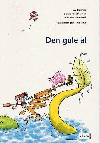 Den Første Læsning, Den Gule ål - Anne-marie Donslund - Bog