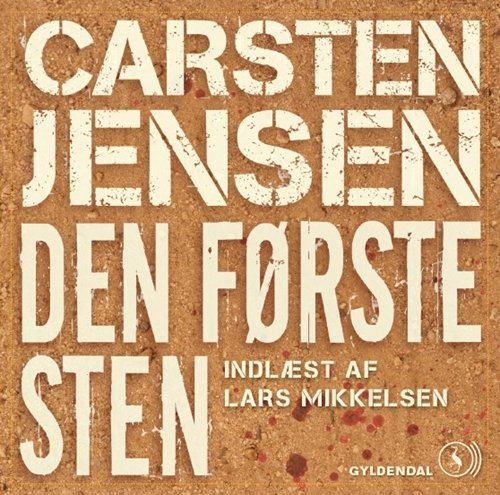 Image of   Den Første Sten - Carsten Jensen - Cd Lydbog