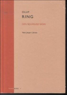 Billede af Den Folkelige Sang - Jørgen I. Jensen - Bog
