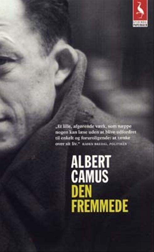 Den Fremmede - Albert Camus - Bog