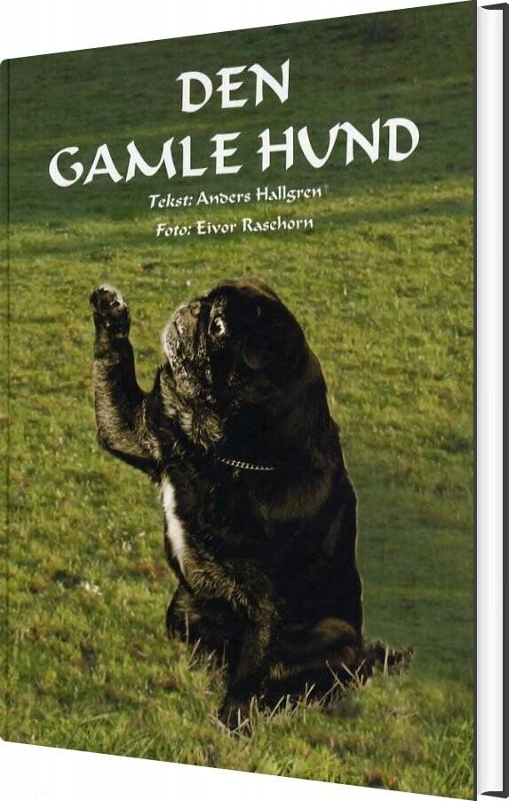 Image of   Den Gamle Hund - Anders Hallgren - Bog