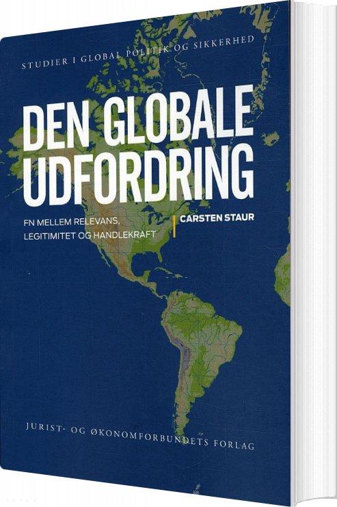 Image of   Den Globale Udfordring - Carsten Staur - Bog