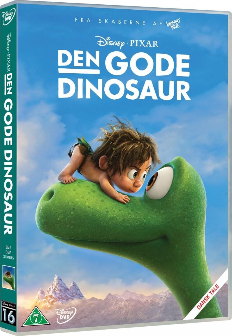 Billede af Den Gode Dinosaur / The Good Dinosaur - Disney Pixar - DVD - Film
