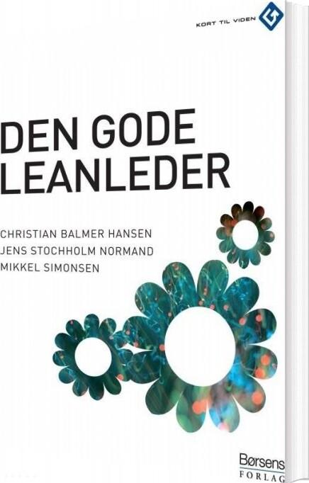Image of   Den Gode Leanleder - Christian B. Hansen - Bog