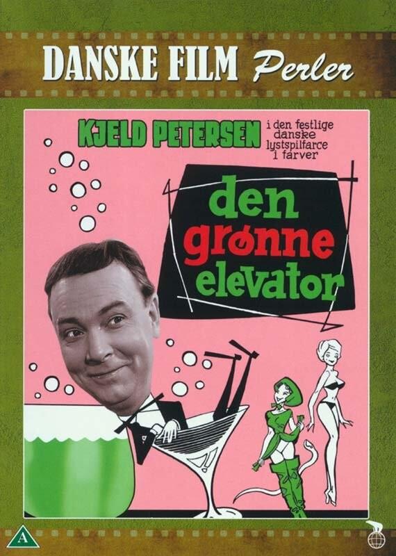 Image of   Den Grønne Elevator - DVD - Film