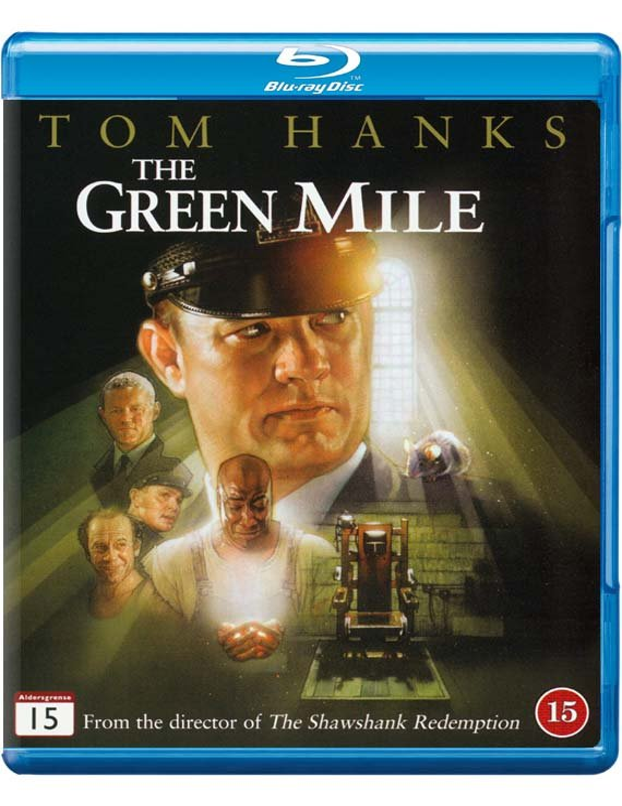 The Green Mile / Den Grønne Mil - Blu-Ray