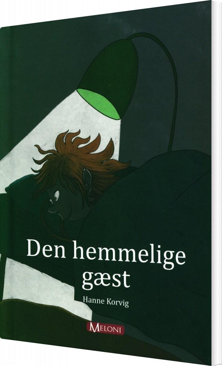 Image of   Den Hemmelige Gæst - Hanne Korvig - Bog