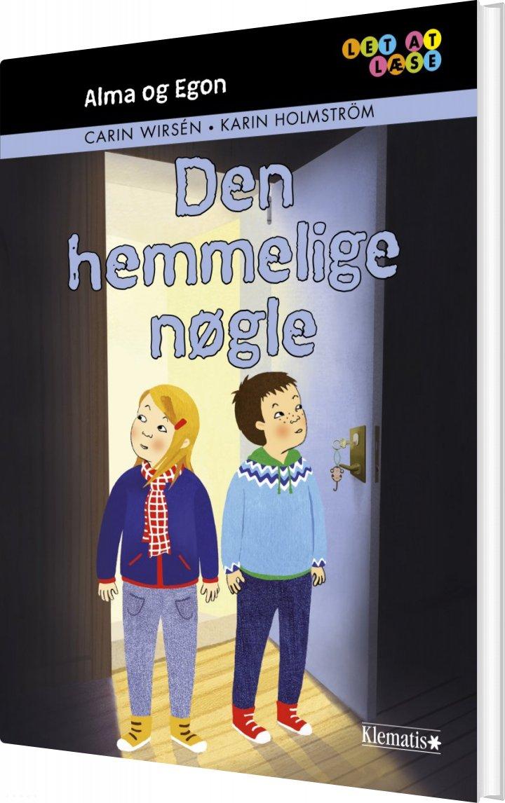 Billede af Den Hemmelige Nøgle - Carin Wirsén - Bog