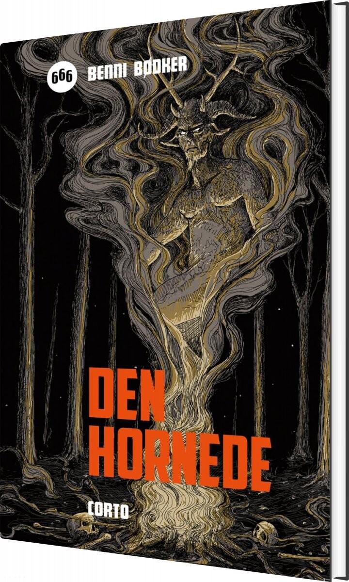 Image of   Den Hornede - Benni Bødker - Bog