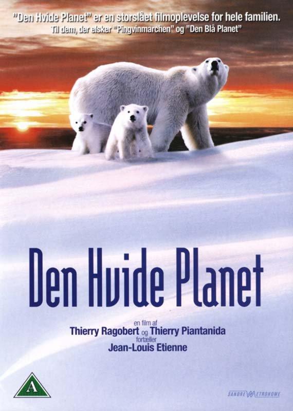 Image of   Den Hvide Planet / The White Planet - DVD - Film