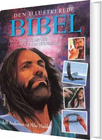 Den Illustrerede Bibel - Maddox Anderson - Bog