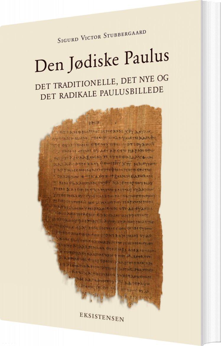 Image of   Den Jødiske Paulus - Sigurd Victor Stubbergaard - Bog