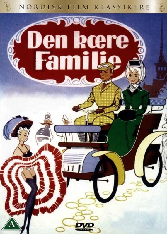 Image of   Den Kære Familie - DVD - Film