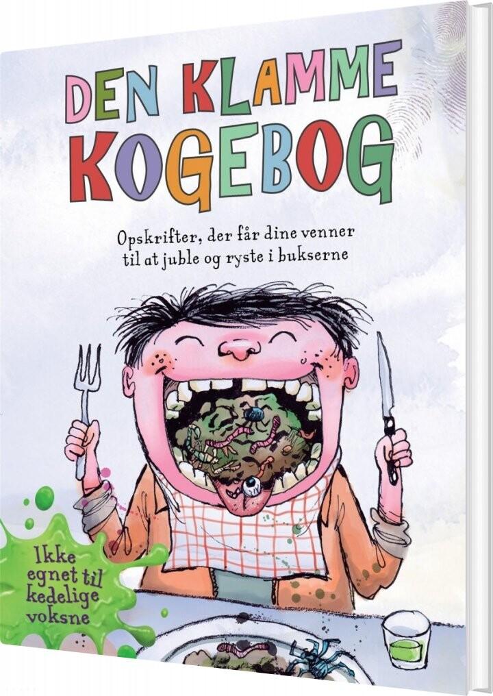 Image of   Den Klamme Kogebog - Diverse - Bog