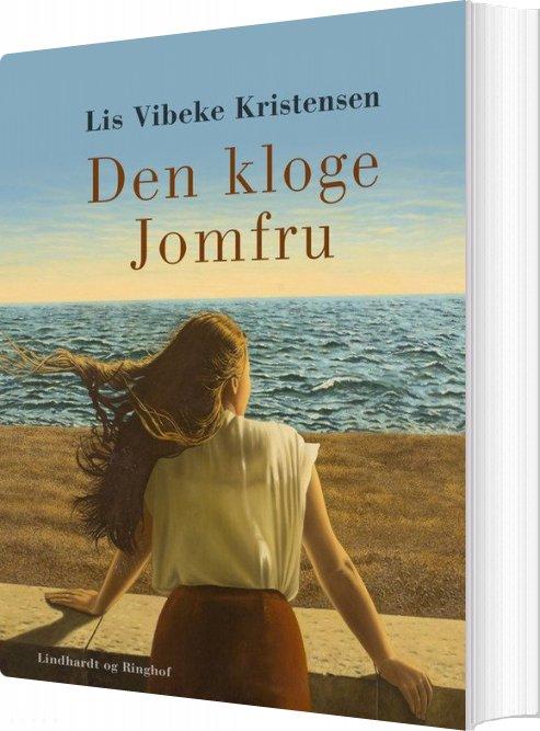 Image of   Den Kloge Jomfru - Lis Vibeke Kristensen - Bog