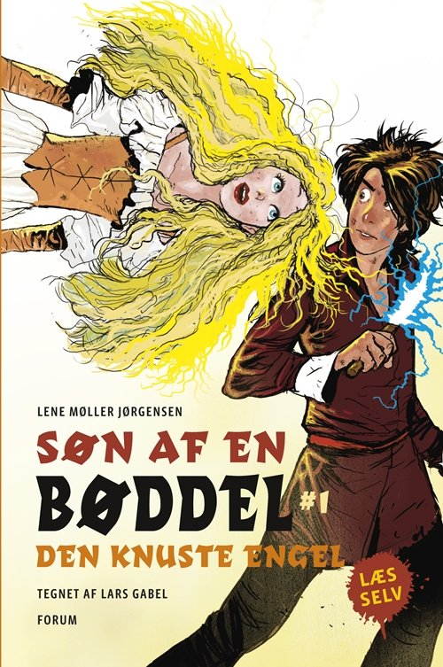 Den Knuste Engel - Lene Møller Jørgensen - Bog