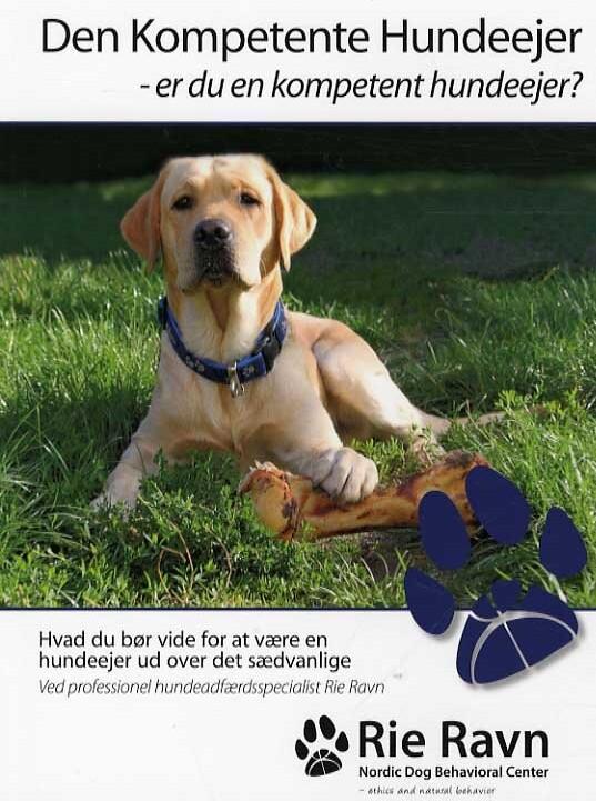 Image of   Den Kompetente Hundeejer - Rie Ravn - Bog