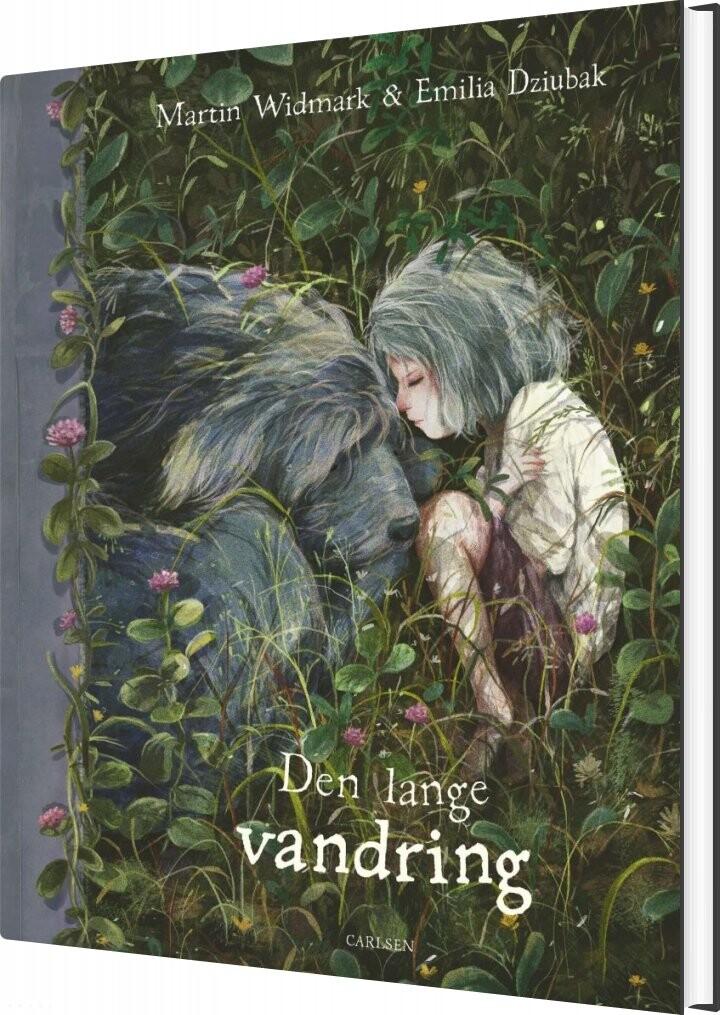 Image of   Den Lange Vandring - Martin Widmark - Bog