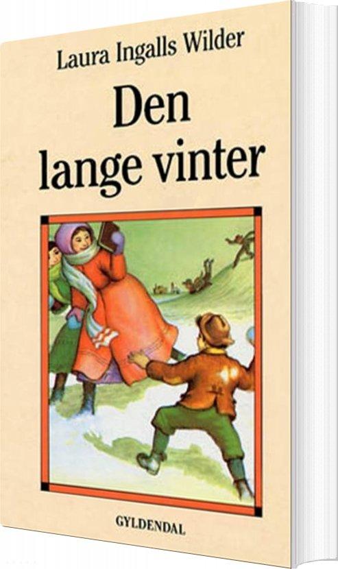 Billede af Den Lange Vinter - Laura Ingalls Wilder - Bog