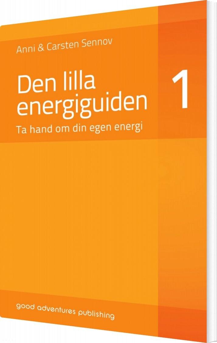 Den Lilla Energiguiden 1 - Anni - Bog