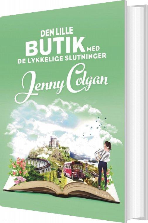Image of   Den Lille Butik Med De Lykkelige Slutninger - Jenny Colgan - Bog