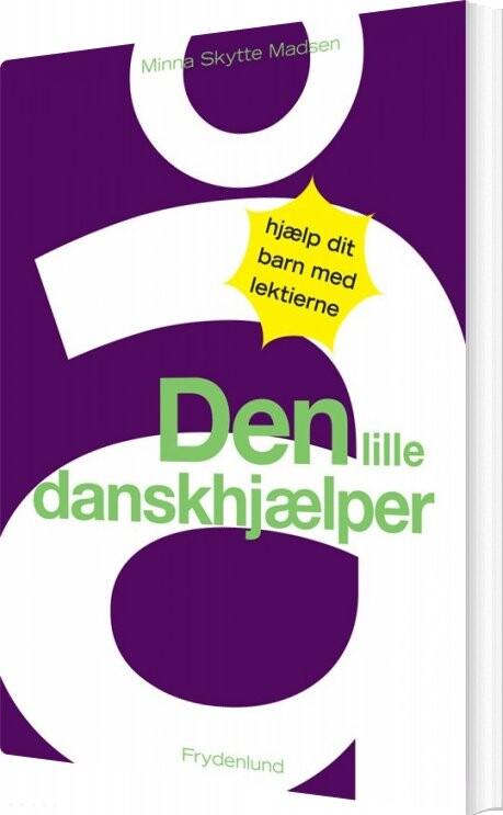 Image of   Den Lille Danskhjælper - Minna Skytte Madsen - Bog