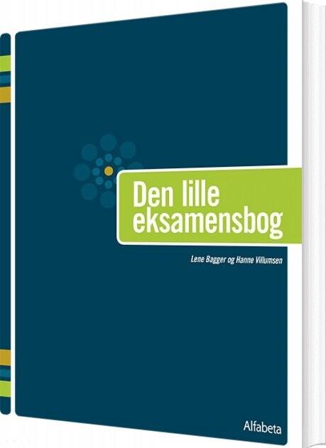Image of   Den Lille Eksamensbog - Lene Bagger - Bog