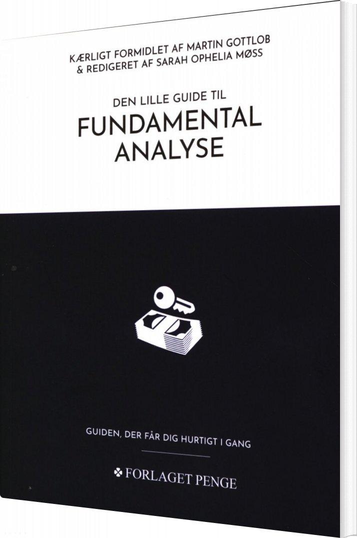 Image of   Den Lille Guide Til Fundamental Analyse - Martin Gottlob - Bog