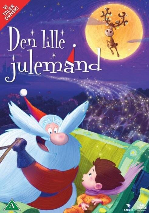 Image of   Den Lille Julemand / Santas Apprentice - DVD - Film