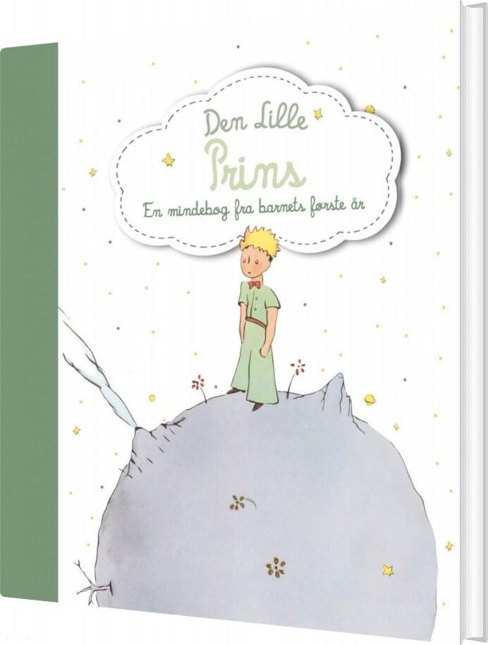 Image of   Den Lille Prins - En Mindebog Fra Barnets Første år - Diverse - Bog