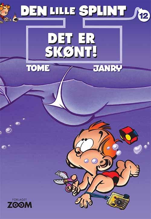 Image of   Den Lille Splint 12: Det Er Skønt! - Janry - Tegneserie