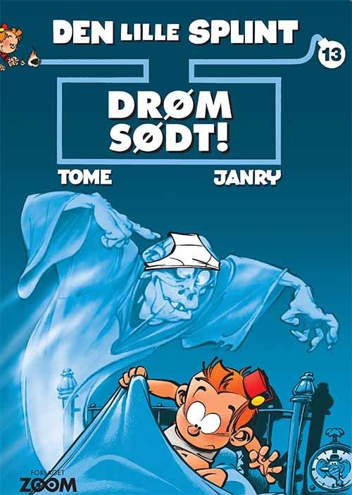 Image of   Den Lille Splint 13: Drøm Sødt! - Janry - Tegneserie