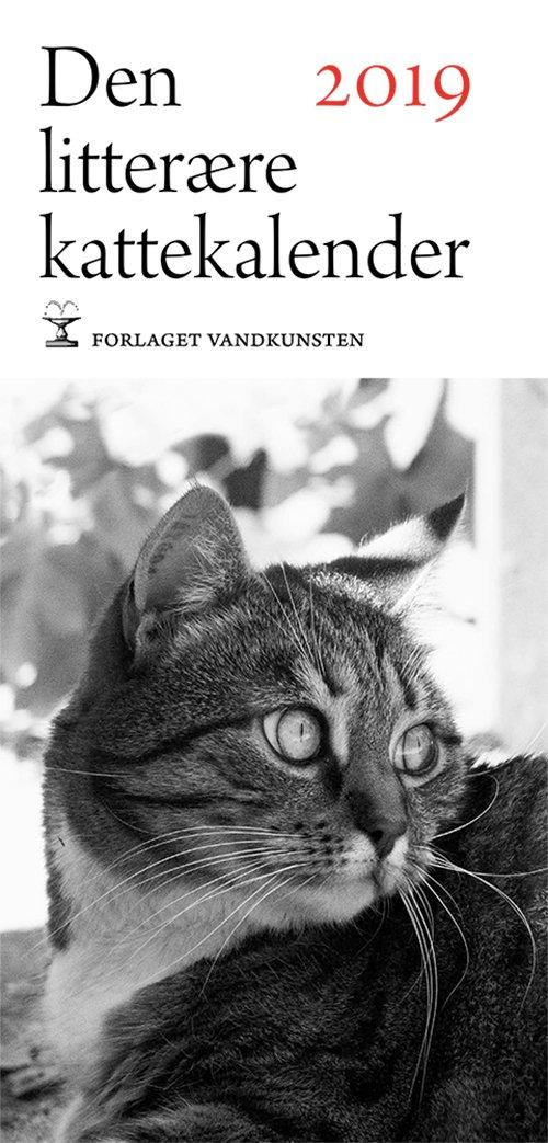 Image of   Den Litterære Kattekalender 2019