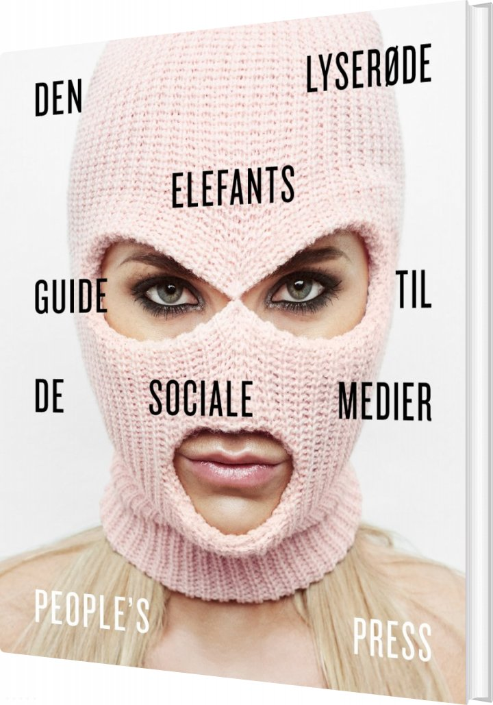 Image of   Den Lyserøde Elefants Guide Til De Sociale Medier - Diverse - Bog