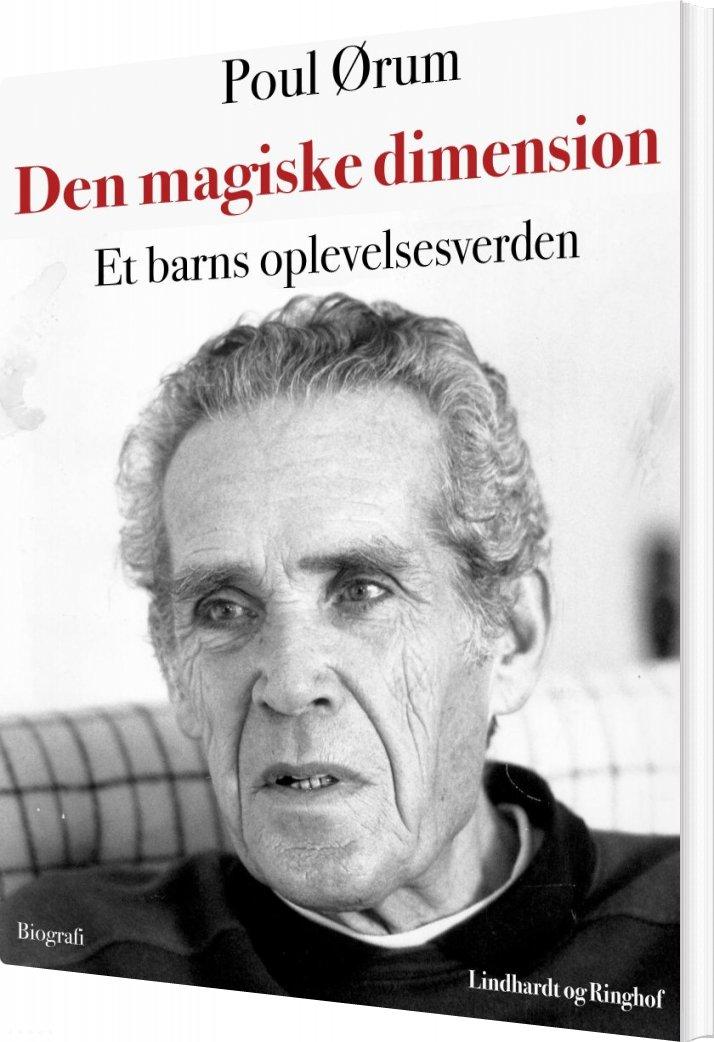 Image of   Den Magiske Dimension - Poul ørum - Bog