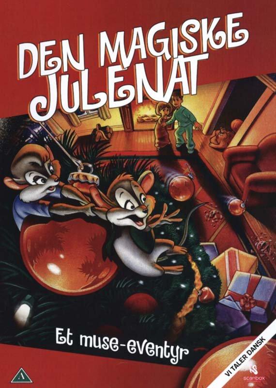 Billede af Den Magiske Julenat - DVD - Film