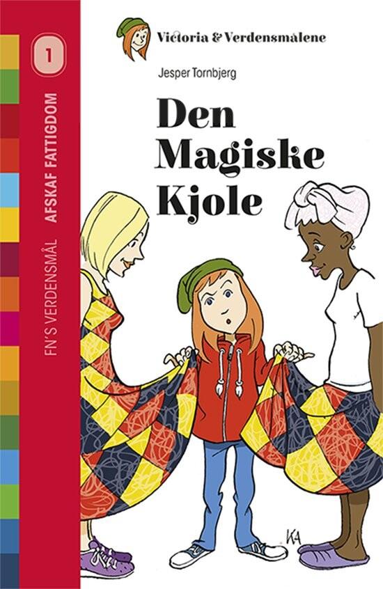 Image of   Den Magiske Kjole - Jesper Tornbjerg - Bog