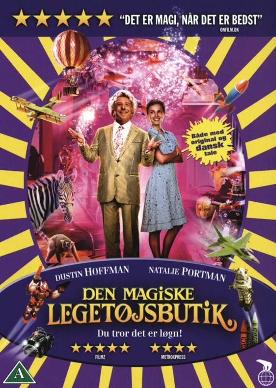 Billede af Den Magiske Legetøjsbutik - DVD - Film