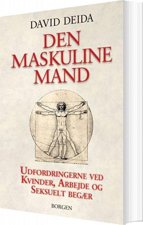 Image of   Den Maskuline Mand - David Deida - Bog